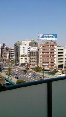 【展望】レジディア日本橋馬喰町Ⅱ