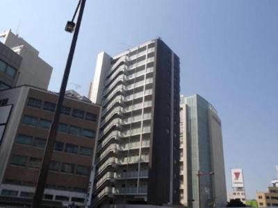 【外観】レジディア日本橋馬喰町Ⅱ