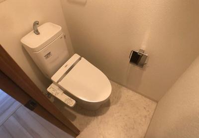 【トイレ】エミネンス堂ヶ芝 仲介手数料無料
