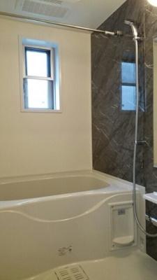 【浴室】グレイステラスⅡ