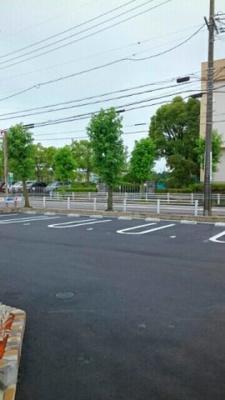 【駐車場】グレイステラスⅡ