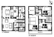 八千代台南第3 1号棟 新築戸建ての画像