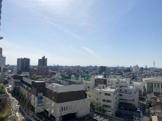 【展望】シティタワー武蔵小山タワー棟
