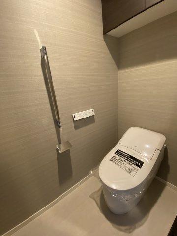 【トイレ】シティタワー武蔵小山タワー棟