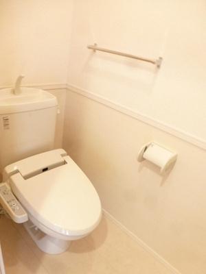 【トイレ】パラシオン