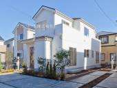 船橋市大穴北3丁目 全2棟 新築分譲住宅の画像