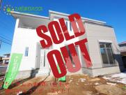 ひたちなか市十三奉行1期 新築戸建の画像