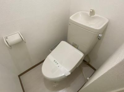 【トイレ】松屋町ラフォーレ高吉