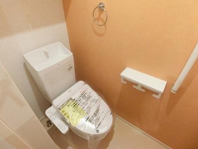 【トイレ】ベル フルーB