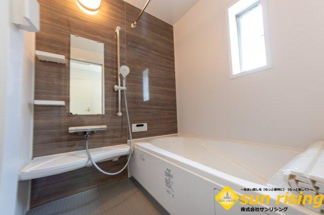 【浴室】立川市砂川町4丁目 新築戸建 全1棟