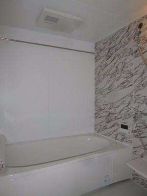 【浴室】ラルジュ高峯A棟