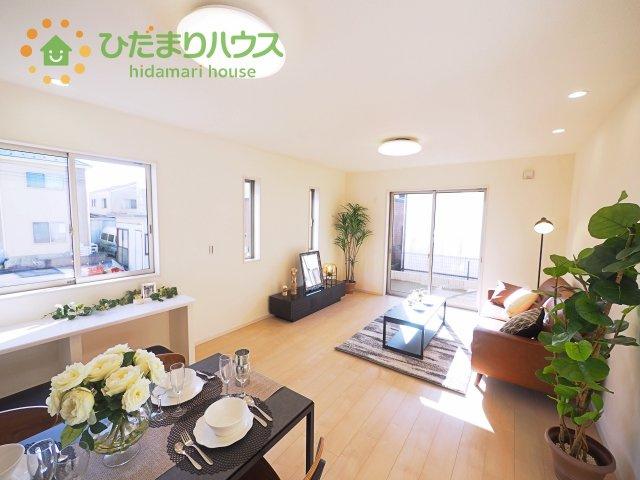 【前面道路含む現地写真】土浦市中3期 新築戸建