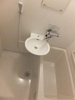 【浴室】レオパレスゴールド