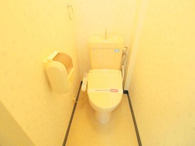 【トイレ】エクセレンス東野Ⅱ番館