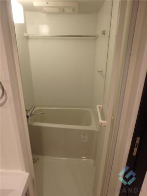 【浴室】エステムコート難波WEST-SIDEⅢドームシティ