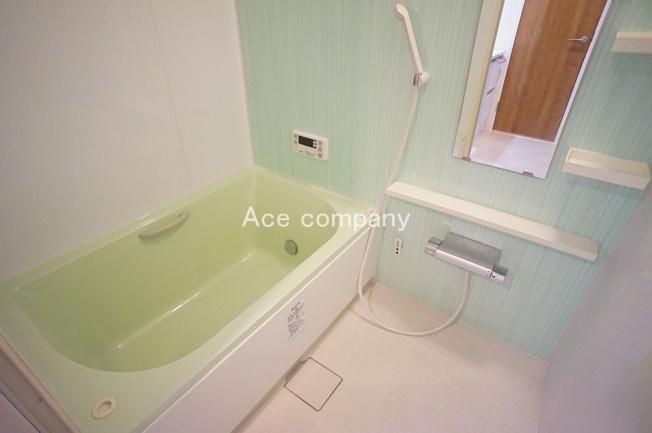 浴室水栓、新調交換済みです☆