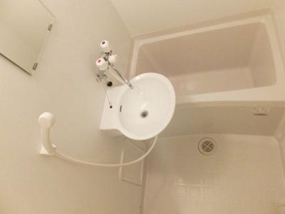 【浴室】レオパレスアサヒ アズール