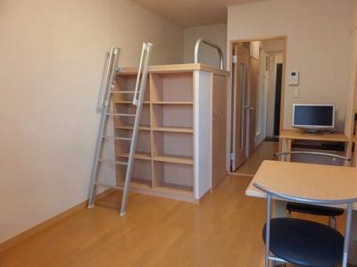 家具家電付きのお部屋です!間取りによって仕様は異なります。