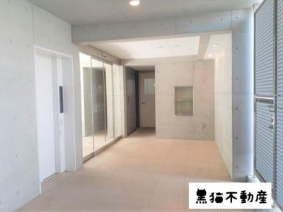 【ロビー】VISCONTI覚王山