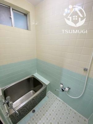 【浴室】伏見区深草墨染町 中古テラスハウス