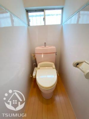【トイレ】伏見区深草墨染町 中古テラスハウス