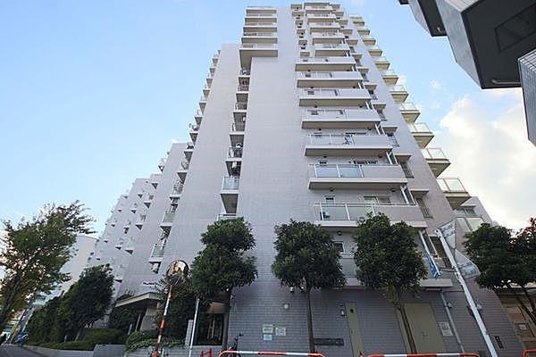「コスモ西新井クレステイジ」14階建マンション、東武伊勢崎線「西新井」駅より徒歩17分の立地