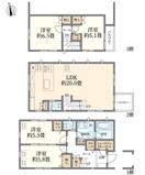 豊島区南長崎3丁目 新築戸建 C号棟 7780万円の画像