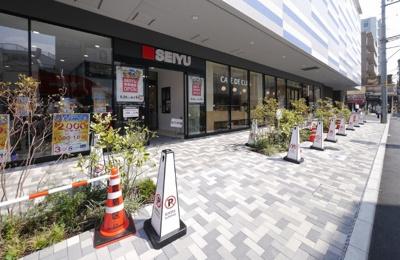 西友 東長崎店