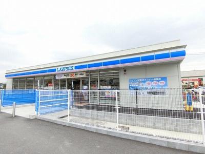 ローソン 大垣荒川菰田店まで650m