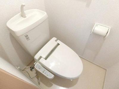 【トイレ】カーサ ブローテA