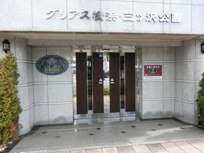 【エントランス】グリアス横浜・三ツ沢公園