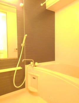【浴室】アルバテラス