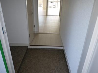 103号の室内写真です。