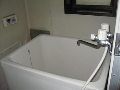 【浴室】クリフサイド