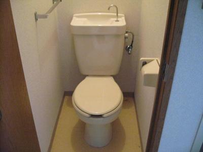 【トイレ】クリフサイド