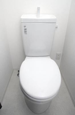 【トイレ】リベルテ押上
