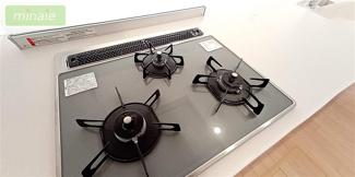 【キッチン】セカンド洗面台 ワイドバルコニー 市川市大和田 限定1区画