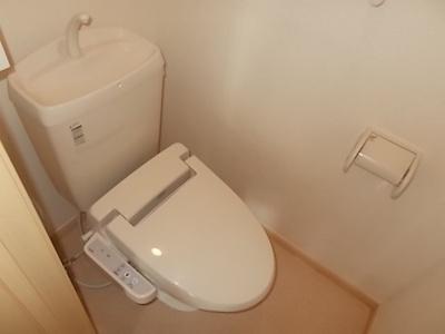 【トイレ】エーデルアンジュ B