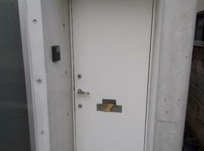【玄関】アプリコットハウス