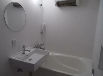 【浴室】アプリコットハウス