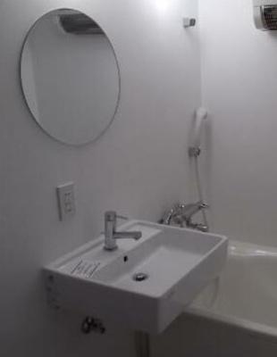 【洗面所】アプリコットハウス
