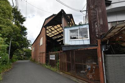 【外観】下京区屋形町 建築条件無し 売土地