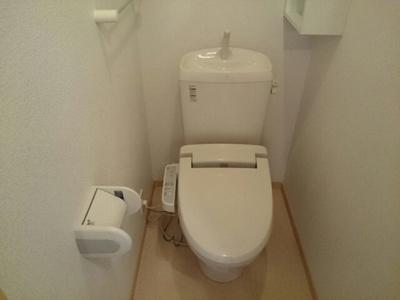 【トイレ】レジデンスイナリC