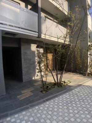 【エントランス】クレイシア森下ステーションサイト