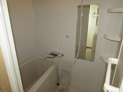 【浴室】Uフラット