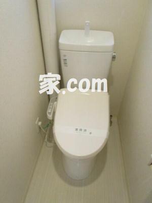 【トイレ】第二ソイビーンハウス