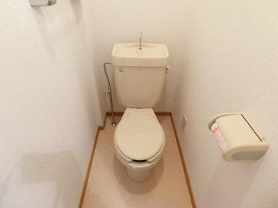 【トイレ】フラット長松B