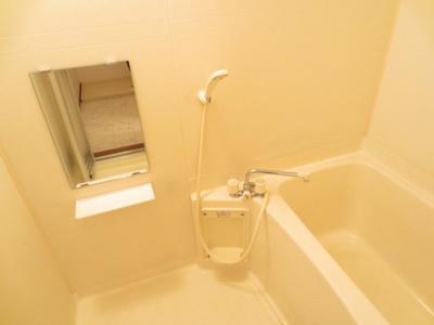 【浴室】ローズコートB