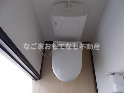 【トイレ】スクエア魚住
