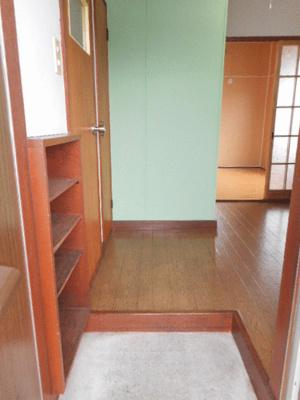 【玄関】ピアーチェ・ウチムラパート5